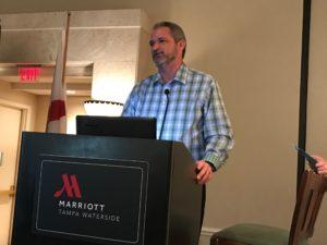 PAF 2017 Spring Seminar - Speaker Russ Wills